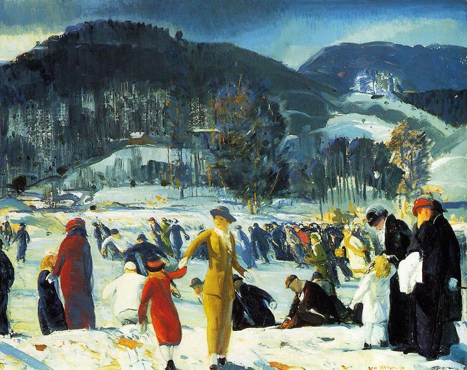 Love of Winter, 1914